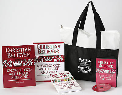 Christian Believer DVD Planning Kit