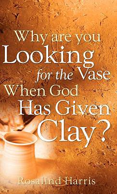 Why Are You Looking for the Vase When God Has Given Clay?