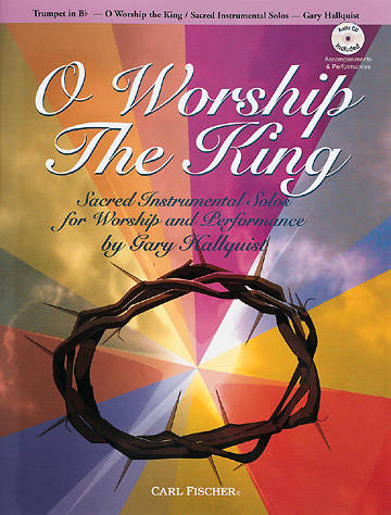 O Worship The King Instrumental Songbook (Violin)