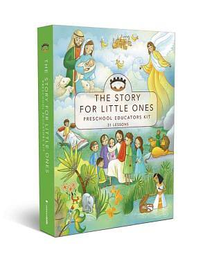 The Story for Little Ones with CD ROM