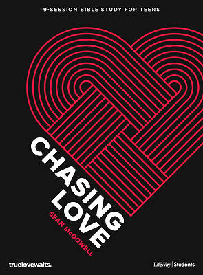 Picture of Chasing Love - Teen Bible Study Book