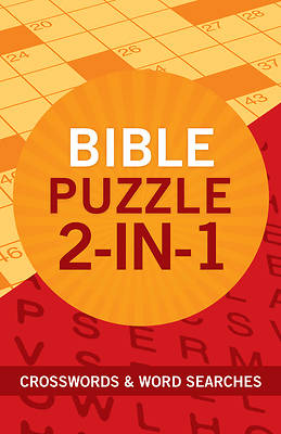 Picture of Bible Puzzle 2-In-1