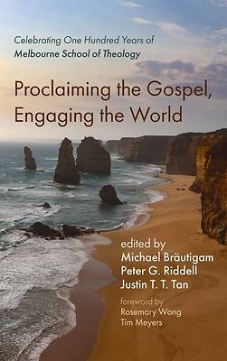 Picture of Proclaiming the Gospel, Engaging the World
