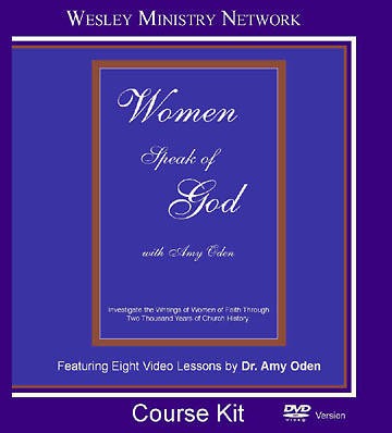 Women Speak of God - Course Kit DVD version