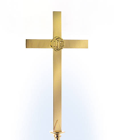 Processional Cross Head