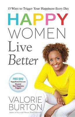 Happy Women Live Better [Adobe Ebook]