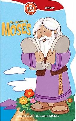 My Name Is Moses