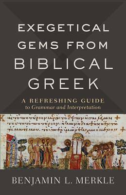 Picture of Exegetical Gems from Biblical Greek