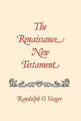 Renaissance New Testament Vol 01, PB