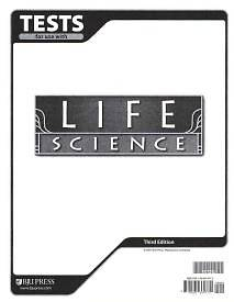 Picture of Life Science Testpack 3rd Edition
