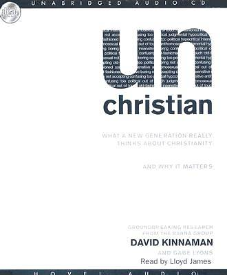 unChristian Audio CD