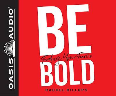 Picture of Be Bold Audio CD