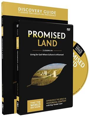 Picture of Promised Land Discovery Guide with DVD
