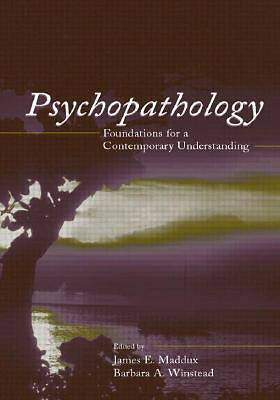 Picture of Psychopathology