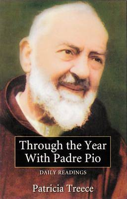 Picture of Through the Year with Padre Pio