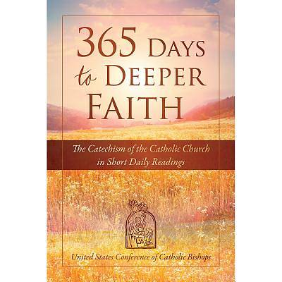 Picture of 365 Days to Deeper Faith