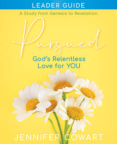 Picture of Pursued - Women's Bible Study Leader Guide