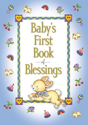 Picture of Baby's First Book of Blessings