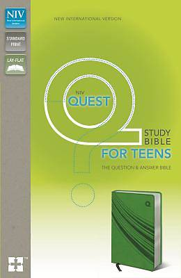 NIV Quest Study Bible for Teens