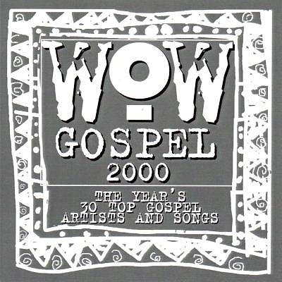 WOW Gospel 2000 Songbook