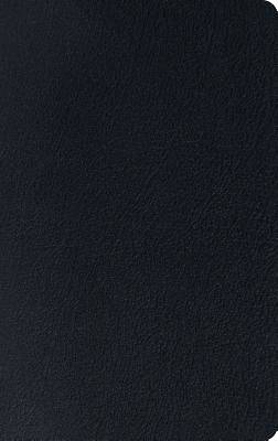 ESV Thinline Reference Bible (Black)