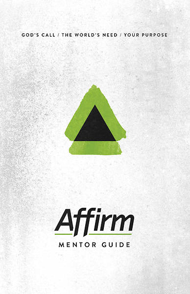 Picture of Affirm Mentor Guide - eBook [ePub]