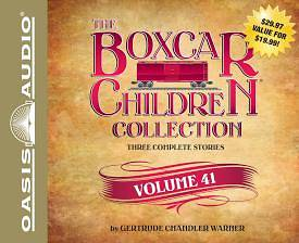 The Boxcar Children Collection, Volume 41