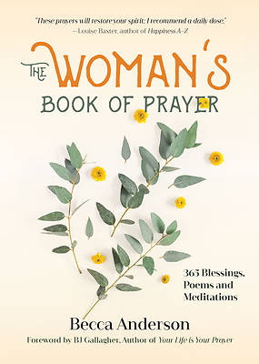 Picture of The Woman's Book of Prayer
