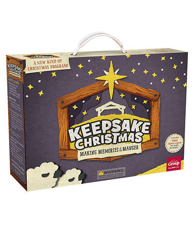 Keepsake Christmas Kit