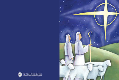 Star of Bethlehem Christmas Cards (Pack of 12)