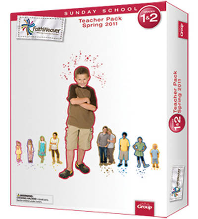 Picture of FaithWeaver Grades 1 & 2 Teacher Pack Spring 2011
