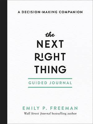 Picture of The Next Right Thing Guided Journal