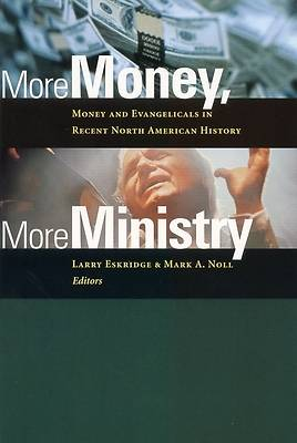 Picture of More Money, More Ministry
