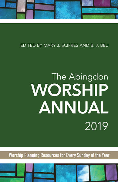 Picture of The Abingdon Worship Annual 2019 - eBook [ePub]