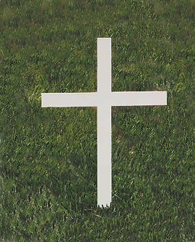 Picture of Koleys K4155 Miniature Memorial Cross