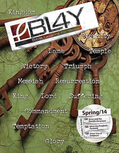 Bible Lessons for Youth Spring 2014 Leader - eBook [ePub]