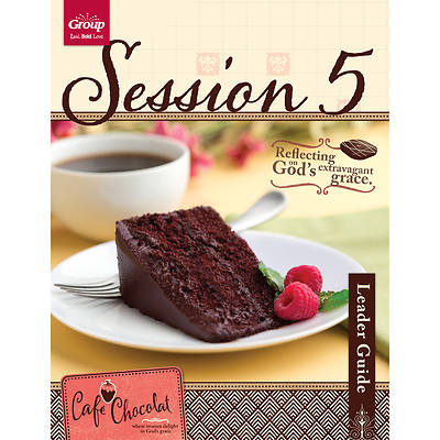 Picture of Café Chocolat Session 5 Leader Guide