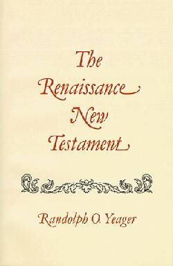 The Renaissance New Testament Set