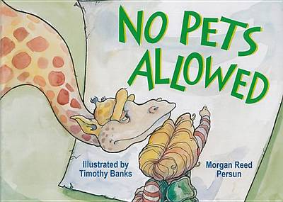 Picture of No Pets Allowed
