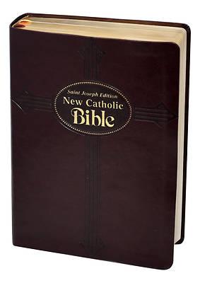 Picture of St. Joseph New Catholic Bible (Large Type)