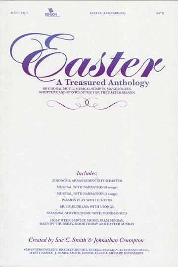 Easter Choral Book
