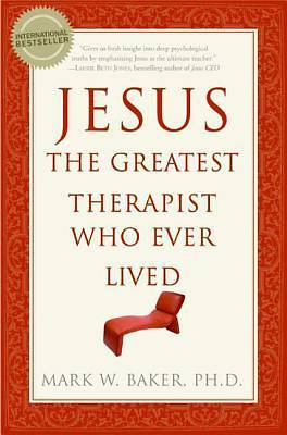 Picture of Jesus, the Greatest Therapist Who Ever Lived
