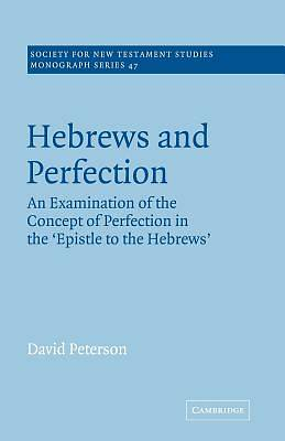 Hebrews and Perfection