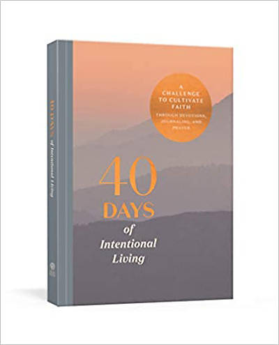 Picture of 40 Days of Intentional Living