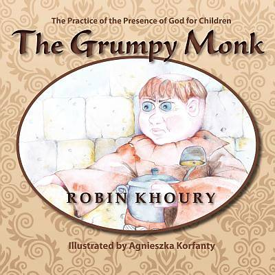Picture of The Grumpy Monk