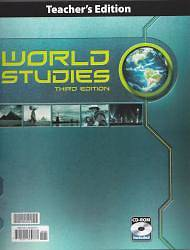 World Studies Teachers Edition with CD 3rd Edition