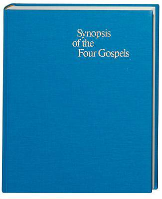 Synopsis of the Four Gospels - Greek and English