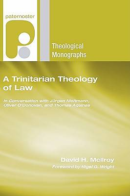 A Trinitarian Theology of Law