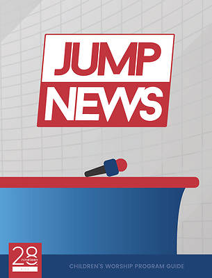 Picture of 28nineteen Jump News Worship Program Guide