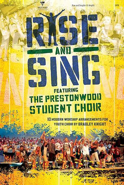 Picture of Rise and Sing Choral Book (Youth)